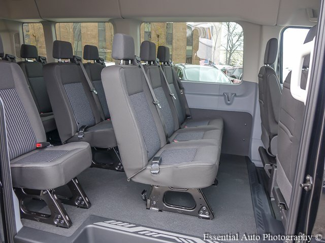 2019 Transit 350 Med Roof 4x2,  Passenger Wagon #190136 - photo 16