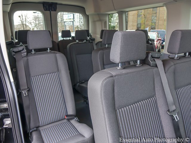 2019 Transit 350 Med Roof 4x2,  Passenger Wagon #190136 - photo 17