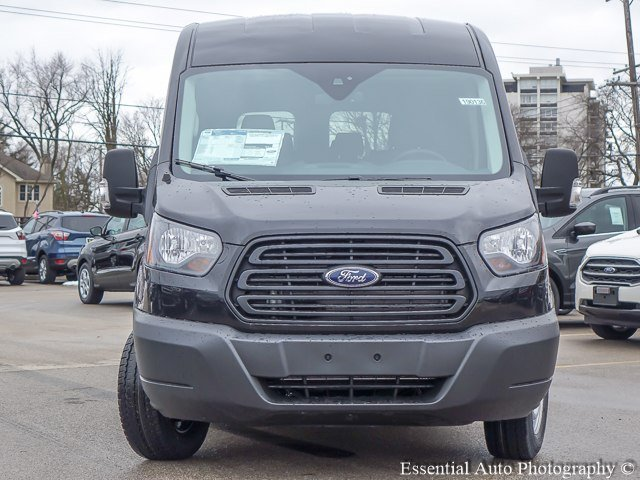 2019 Transit 350 Med Roof 4x2,  Passenger Wagon #190136 - photo 5
