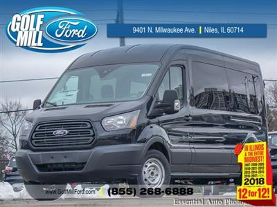 2019 Transit 350 Med Roof 4x2,  Passenger Wagon #190136 - photo 1