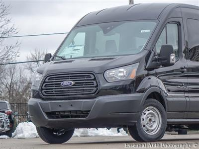 2019 Transit 350 Med Roof 4x2,  Passenger Wagon #190136 - photo 3
