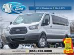 2019 Transit 350 Low Roof 4x2,  Passenger Wagon #190144 - photo 1