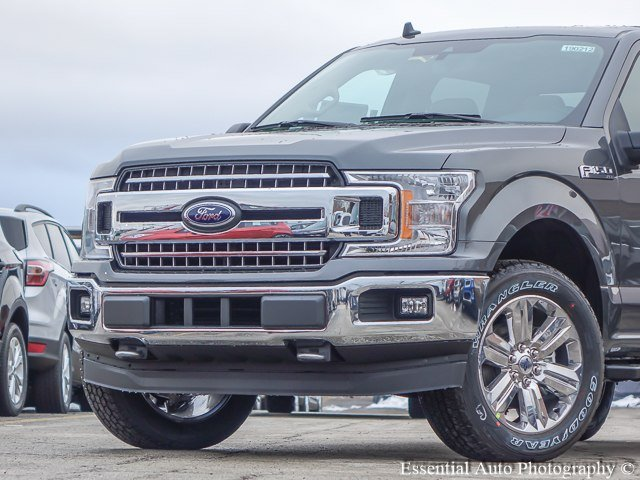 2019 F-150 SuperCrew Cab 4x4,  Pickup #190212 - photo 3