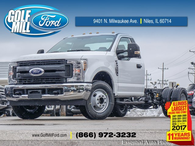 2019 F-350 Regular Cab DRW 4x2,  Cab Chassis #190233 - photo 1