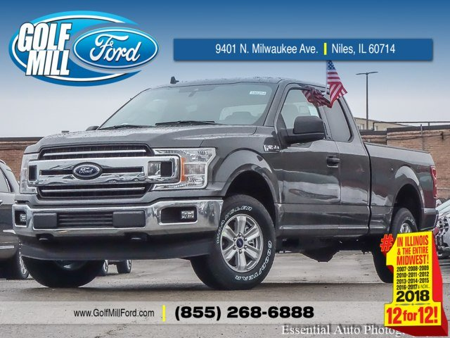 2019 F-150 Super Cab 4x4,  Pickup #190254 - photo 1
