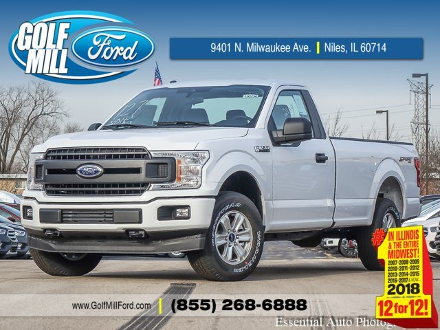 2019 F-150 Regular Cab 4x4,  Pickup #190256 - photo 1