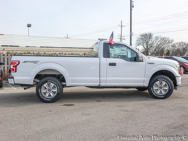 2019 F-150 Regular Cab 4x4,  Pickup #190256 - photo 8