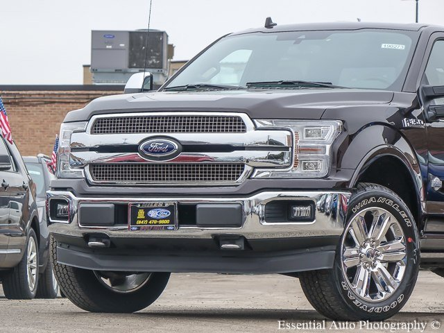 2019 F-150 SuperCrew Cab 4x4,  Pickup #190273 - photo 3