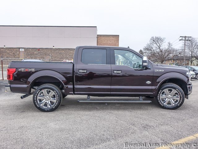 2019 F-150 SuperCrew Cab 4x4,  Pickup #190273 - photo 8