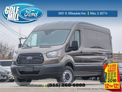 2019 Transit 250 Med Roof 4x2,  Empty Cargo Van #190287 - photo 1