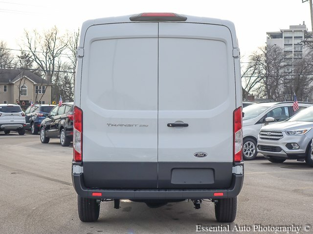 2019 Transit 250 Med Roof 4x2,  Weather Guard Upfitted Cargo Van #190348 - photo 8
