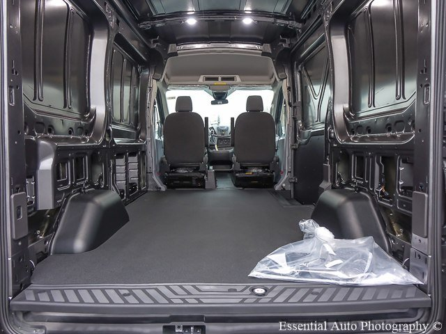 2019 Transit 250 Med Roof 4x2,  Empty Cargo Van #190364 - photo 2