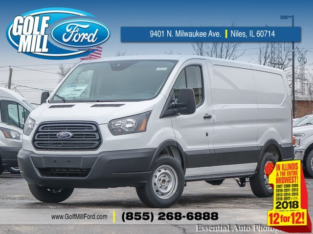 2019 Transit 150 Low Roof 4x2,  Empty Cargo Van #190378 - photo 1