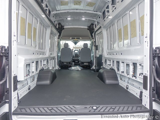 2019 Transit 350 HD High Roof DRW 4x2,  Empty Cargo Van #190403 - photo 2