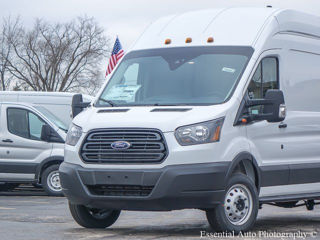 2019 Transit 350 HD High Roof DRW 4x2,  Empty Cargo Van #190403 - photo 3