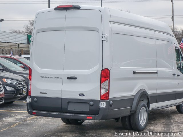 2019 Transit 350 HD High Roof DRW 4x2,  Empty Cargo Van #190403 - photo 7