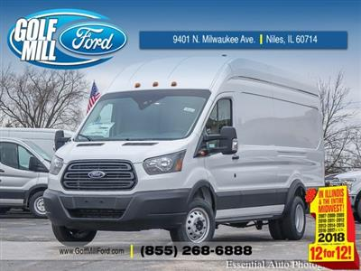 2019 Transit 350 HD High Roof DRW 4x2,  Empty Cargo Van #190403 - photo 1