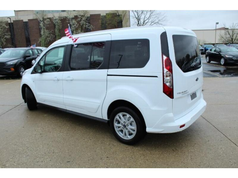 2019 Ford Transit Connect FWD, Passenger Wagon #201130A - photo 1