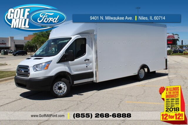 Ford Transits for Sale in Niles, IL - Ford Commercial Vans