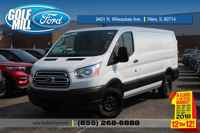 2019 Ford Transit 250 Low Roof 4x2, Sortimo Upfitted Cargo Van #191645 - photo 1