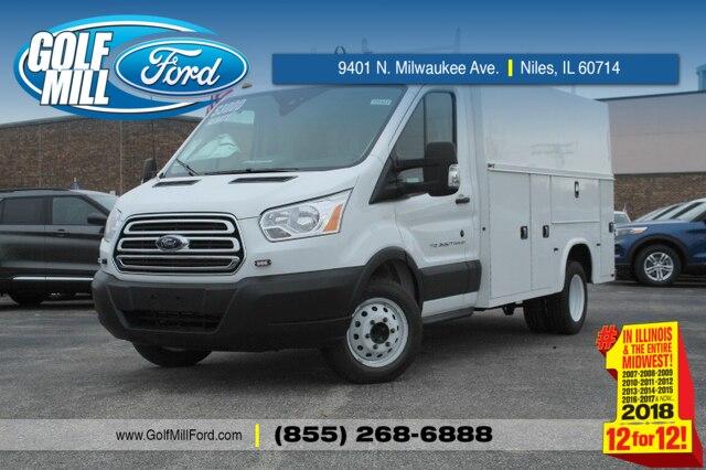 2019 Ford Transit 350 HD DRW 4x2,  Knapheide Service Utility Van #191924 - photo 1