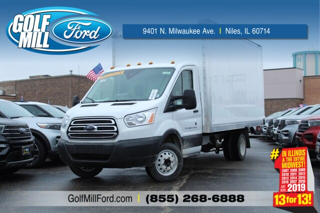 2019 Ford Transit 350 HD DRW 4x2, Supreme Cutaway Van #192038 - photo 1