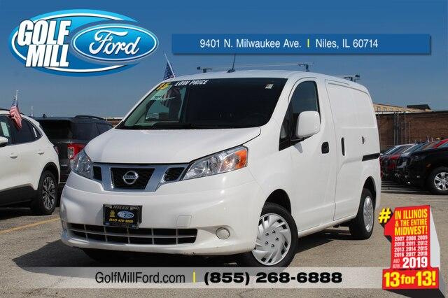 2015 Nissan NV200 Standard Roof 4x2, Upfitted Cargo Van #200018A - photo 1