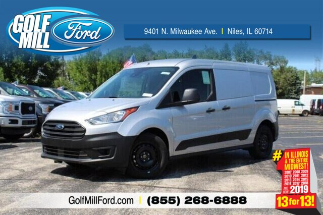 Ford Cargo Van For Sale >> Ford Transit Connect Cargo Vans For Sale In Niles Il Golf