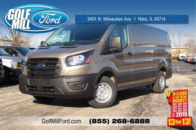 2020 Ford Transit 150 Low Roof RWD, Weather Guard General Service Upfitted Cargo Van #200242 - photo 1