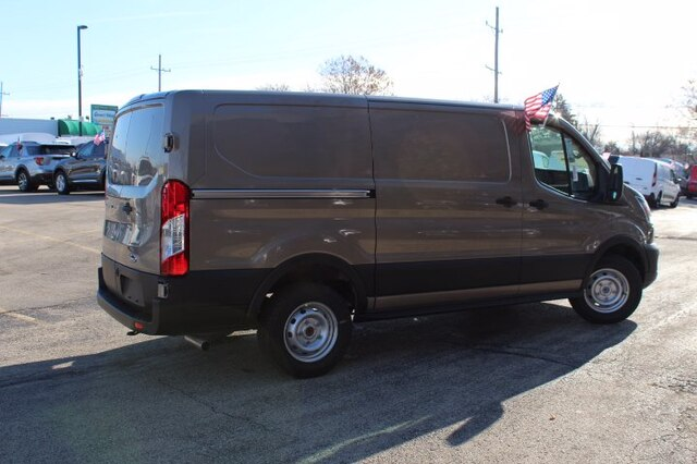 2020 Ford Transit 150 Low Roof RWD, Weather Guard General Service Upfitted Cargo Van #200242 - photo 4