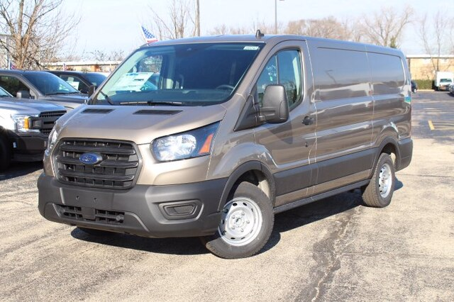 2020 Ford Transit 150 Low Roof RWD, Weather Guard General Service Upfitted Cargo Van #200242 - photo 8