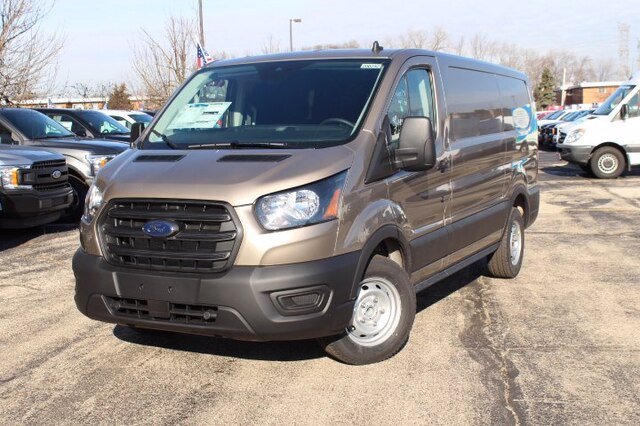 2020 Ford Transit 150 Low Roof RWD, Weather Guard General Service Upfitted Cargo Van #200242 - photo 12