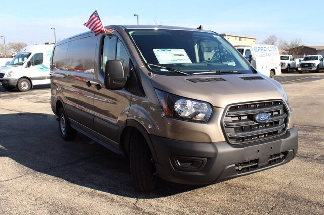 2020 Ford Transit 150 Low Roof RWD, Weather Guard General Service Upfitted Cargo Van #200242 - photo 14