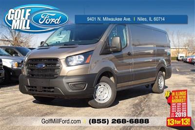 2020 Ford Transit 150, Weather Guard Upfitted Cargo Van