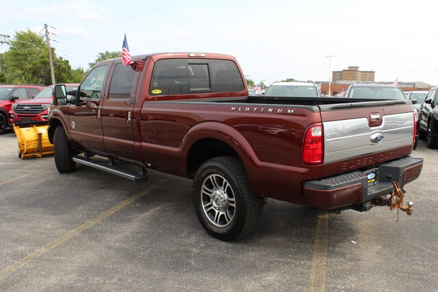 2015 Ford F-250 Crew Cab 4x4, Pickup #200309AA - photo 1
