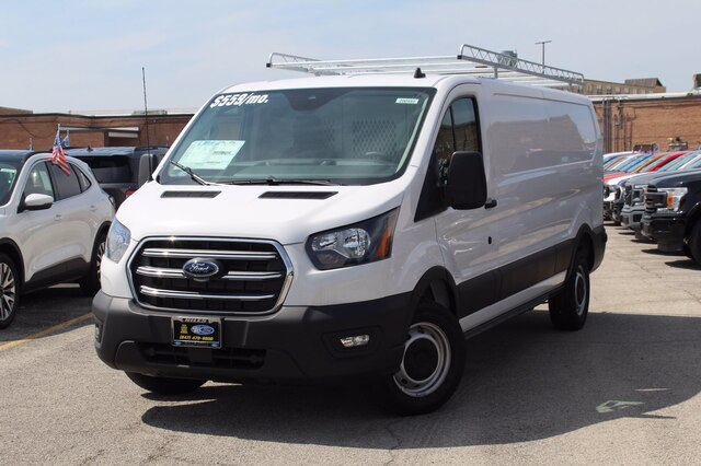 2020 Ford Transit 250 Low Roof RWD, Weather Guard PHVAC Upfitted Cargo Van #200595 - photo 4