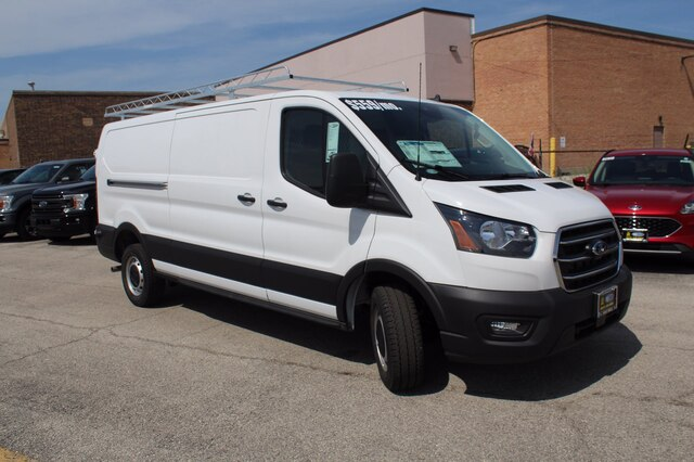 2020 Ford Transit 250 Low Roof RWD, Weather Guard PHVAC Upfitted Cargo Van #200595 - photo 14