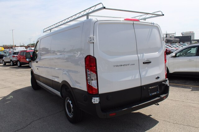 2020 Ford Transit 250 Low Roof RWD, Weather Guard PHVAC Upfitted Cargo Van #200595 - photo 5