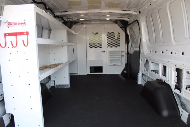 2020 Ford Transit 250 Low Roof RWD, Weather Guard Upfitted Cargo Van #200595 - photo 1