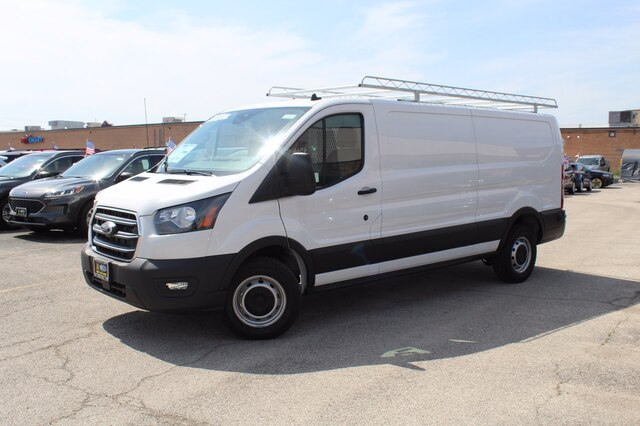 2020 Ford Transit 250 Low Roof RWD, Weather Guard PHVAC Upfitted Cargo Van #200595 - photo 6