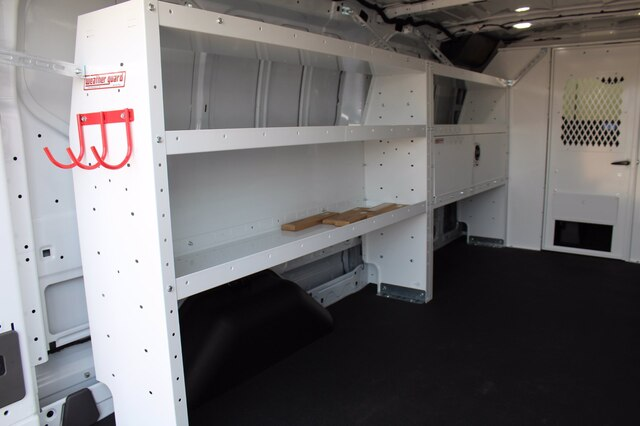 2020 Ford Transit 250 Low Roof RWD, Weather Guard PHVAC Upfitted Cargo Van #200595 - photo 22