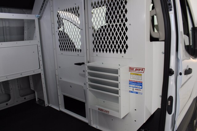 2020 Ford Transit 250 Low Roof RWD, Weather Guard PHVAC Upfitted Cargo Van #200595 - photo 3