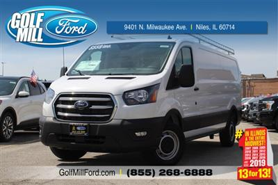 2020 Ford Transit 250, Weather Guard Upfitted Cargo Van