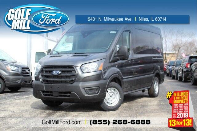 2020 Ford Transit 150 Med Roof RWD, Kargo Master Upfitted Cargo Van #200796 - photo 1