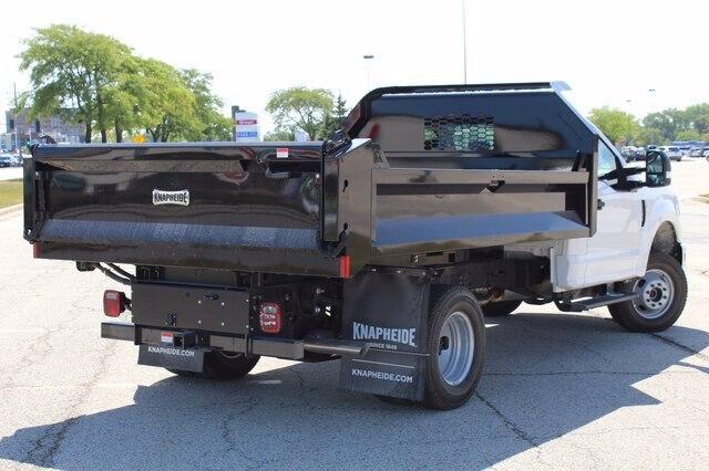 2020 Ford F-350 Regular Cab DRW 4x4, Knapheide Drop Side Dump Body #200999 - photo 14
