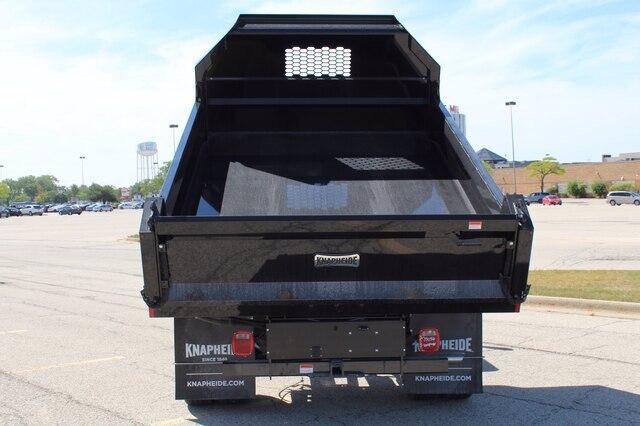 2020 Ford F-350 Regular Cab DRW 4x4, Knapheide Drop Side Dump Body #200999 - photo 6