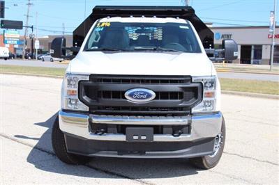 2020 Ford F-350 Regular Cab DRW 4x4, Knapheide Drop Side Dump Body #200999 - photo 9