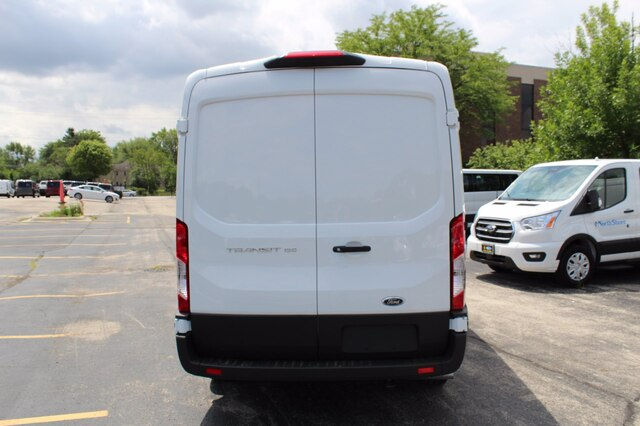 2020 Ford Transit 150 Med Roof RWD, Weather Guard General Service Upfitted Cargo Van #201156 - photo 12