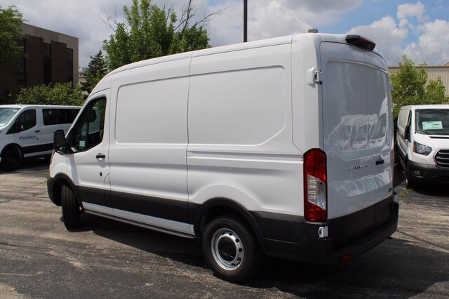 2020 Ford Transit 150 Med Roof RWD, Weather Guard General Service Upfitted Cargo Van #201156 - photo 13