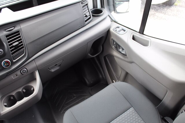 2020 Ford Transit 150 Med Roof RWD, Weather Guard General Service Upfitted Cargo Van #201156 - photo 22